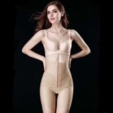 AC-105 政泽妮 医美塑裤  医用面料 强拉力 中压 矫形收腹合胯 中裤