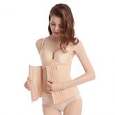 2020新品  政泽妮  AC-403 养生束腰带 进口面料 13根软钢 托玛琳 能量石 石墨烯 塑造腰臀 收腹束腰
